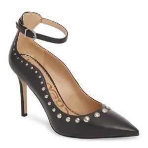 Sam Edelman Helen Ankle Strap Pump Size 9.5